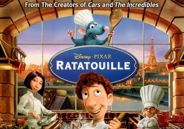 Aşçı Fare / Ratatouille