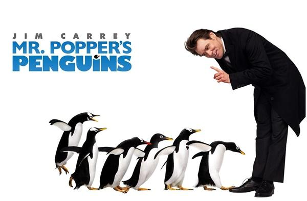 Babamın Penguenleri / Mr. Popper's Penguins
