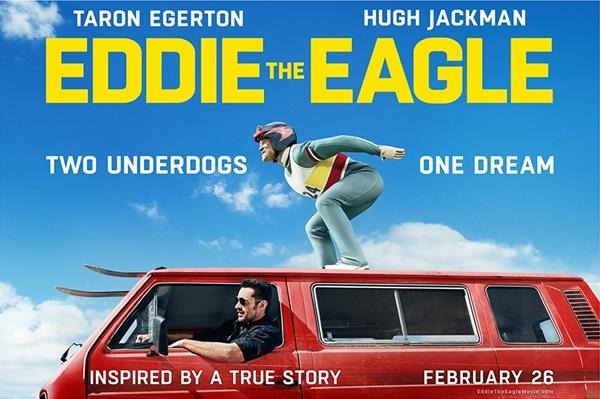 Kartal Eddie / Eddie The Eagle